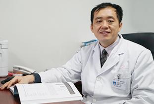 陈继冰 博士 复大肿瘤医院生物治疗中心 主任