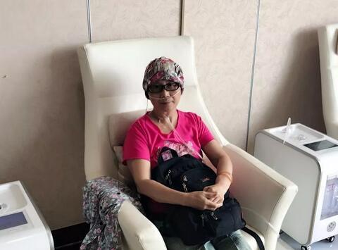 惊喜!她癌症复发伴多发转移,吸氢气一个月指标全正常
