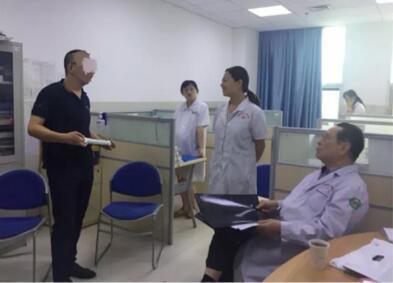 徐克成《癌症康复谈》(45)残存的胸腺癌被氢气降服?!