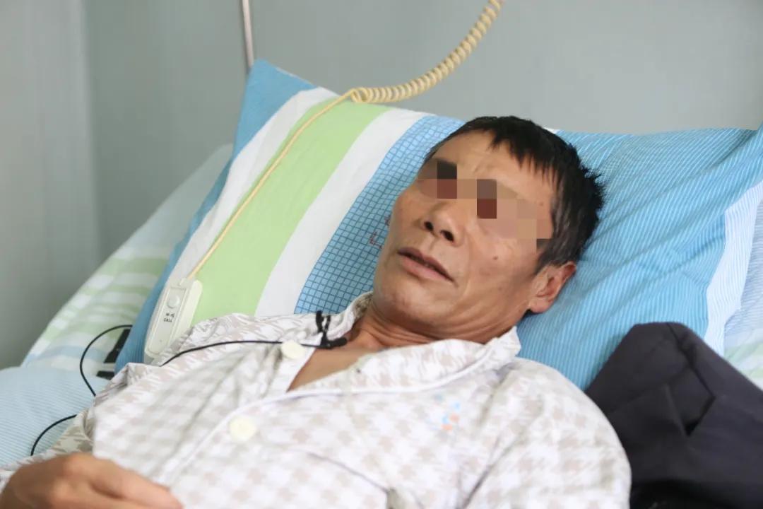 """肺癌患者金叔:""""感谢你们把病人放在第一位"""""""