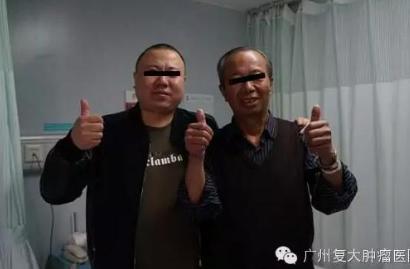 微创疗法显奇效 食管癌患者武先生庆新生