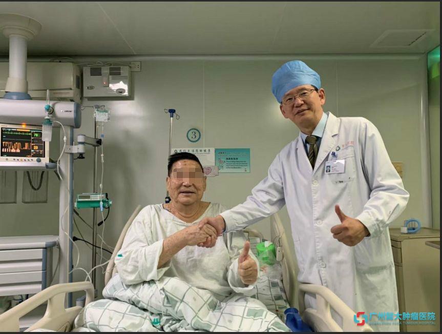 """""""广州是我的福地!""""――广州医生救了我两次命"""